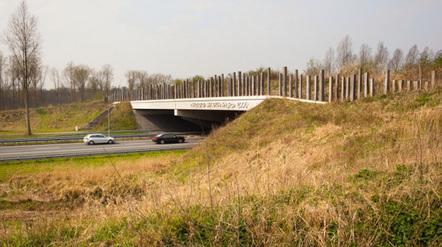 4 ecoducten bij Oss en Leende - Provincie Noord-Brabant | ecoduct | Scoop.it