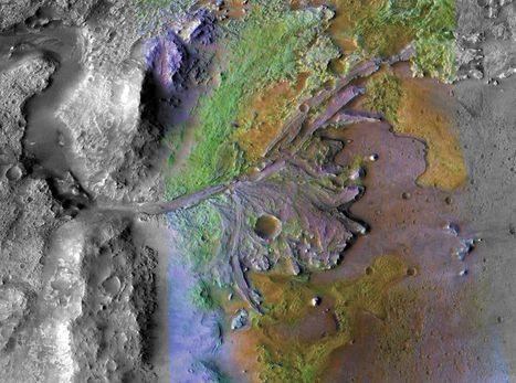 Ancient Lakes and Rivers of the Red Planet | Planets, Stars, rockets and Space | Scoop.it