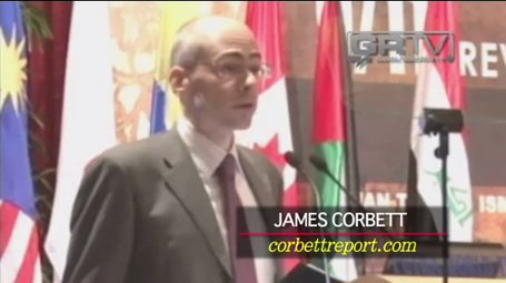 James Corbett presents to the '9/11 Revisited: Seeking the Truth' Conference (Video) | MN News Hound | Scoop.it