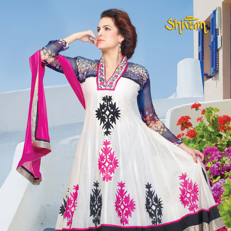 Designer Salwar Kameez | Latest Salwar Kameez | Scoop.it