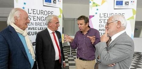 Investissement. Les PME bretonnes ont rendez-vous avec l'Europe | Actualités Entreprises du Morbihan | Scoop.it