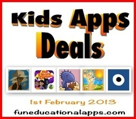 Fun Educational Apps: Top Apps for Kids Reviews! : Free Apps for Kids and Price Drop | Elementary Special Education | Scoop.it