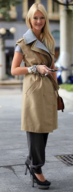 Standard Price for The Best Womens Trench Coat | Best Womens Trench Coat | Scoop.it