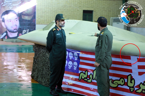 Chinese delegation currently in Iran to copy the U.S. stealthy RQ-170 drone captured in2011.   The Matteo Rossini Post   Scoop.it
