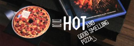 Convertir un DVD en una pizza | Seo, Social Media Marketing | Scoop.it