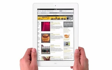 4 Ways to Optimize Your iPad For Business | Technology for Social Media | Scoop.it