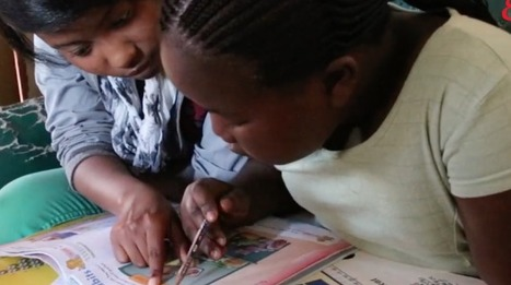 'Underground' initiative makes dreams for reading come true | Technology, Education, Learning and Life in Southern Africa | Scoop.it