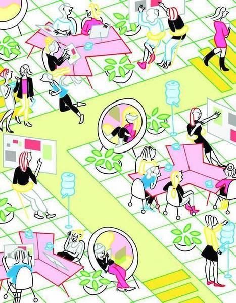 Travail : bienvenue en 2026 - Elle | Droit des contrats de travail en France | Scoop.it