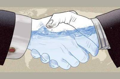 Water cooperation essential for a secure world - gulfnews.com | Environment! | Scoop.it
