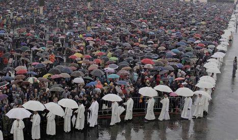 Petição contesta visita do papa a Fátima e credibilização do milagre | Ocupar Portugal | Scoop.it