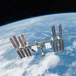 Happy birthday, Space Station | The Blog's Revue by OlivierSC | Scoop.it