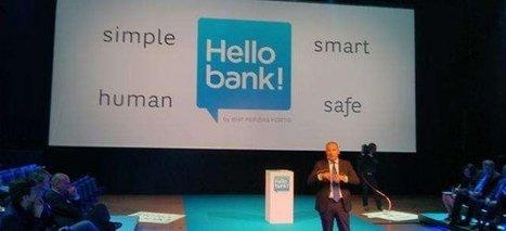 BNP Paribas Fortis lanceert gratis mobiele 'Hello Bank!'   ZDNet.be   ICT Showcases (exploratie)   Scoop.it