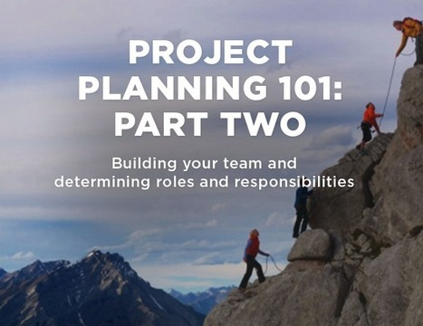 Project Planning 101: Part Two – Building Your Intranet Implementation Team | KnowledgeManagement | Scoop.it