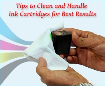 Get Useful Tips to Clean and Handle Ink Cartridges for Best Printing Results   Troubleshoot   Scoop.it