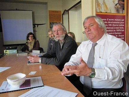 Faïence : vive la révolution numérique - Quimper.maville.com | NTIC et musées | Scoop.it