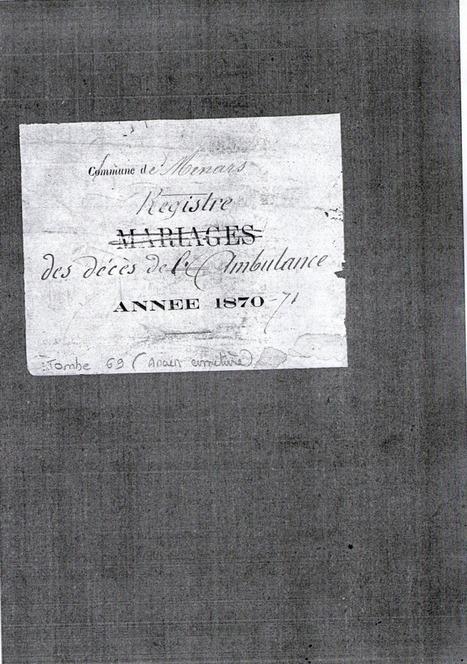 Généalogie et guerre de 1870   Chroniques d'antan et d'ailleurs   Scoop.it