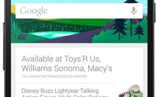 Google Now Combines Online Shopping With Location-Based Purchasing | Purchase Goods | Scoop.it