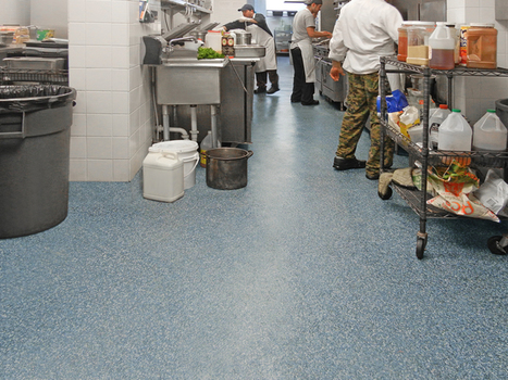 Non-Slip Epoxy Flooring is the best choice for Industrial Kitchens   Food Processing Flooring ll Food Grade Flooring   Scoop.it