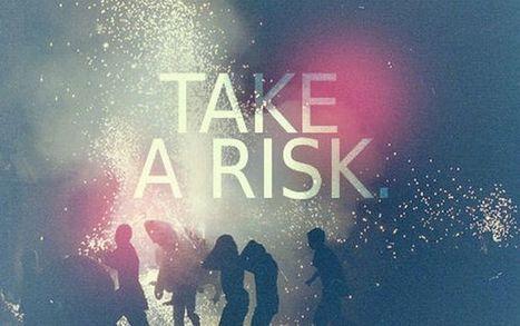 Pourquoi prendre des risques est bon pour élever votre vie et carrière (plus mon histoire de conducteur de bus à entrepreneur) | Réferencement web | Scoop.it