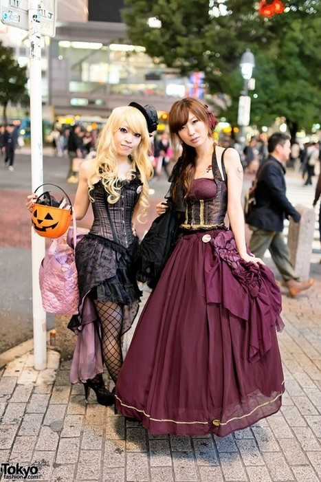 #Halloween in #Japan – #Shibuya Street Party Costume Pictures | What makes Japan unique | Scoop.it