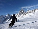 Cervinia - SITUATION DOMAINE SKIABLE Bon enneigement pour la saison au sud des Alpes | Vallée d'Aoste | Scoop.it