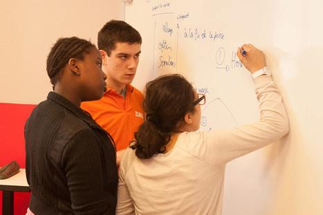 [Je m'engage] Tu es étudiant(e) et intéressé(e) par l'aide aux devoirs? Il suffit de demander ;-) | Associations - ESS | Scoop.it