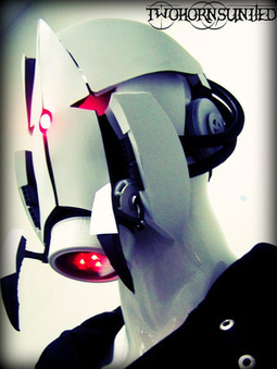Turn Your Face Into A Portal Turret With This Badass Mask | Cosplay News | Scoop.it