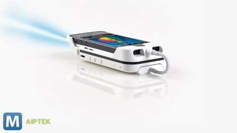 Aiptek Reveals 2-in-1 Portable Battery Projector for iPhone 5 | Business Management | Scoop.it