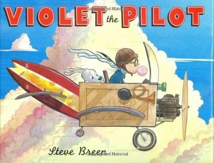 10 + 1 Picture Books that Spark Creativity   Informal Learning: What Parents Need to Know   Scoop.it