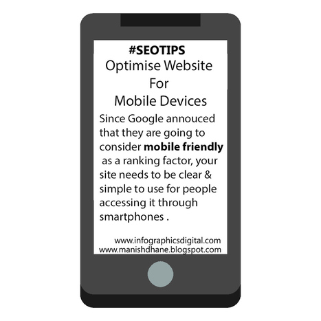 5 Tips To Make Your Website Mobile Friendly | Social Media and Internet Marketing | Scoop.it