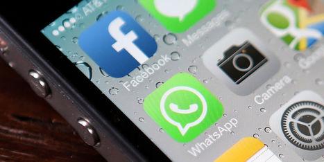 Pourquoi Facebook dépense 19 milliards de dollars pour WhatsApp | Geeks | Scoop.it