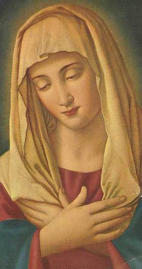 Marian Prayers: For Grace from Our Life, Our Sweetness and Our Hope | Catholic | Scoop.it