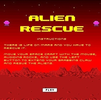 Alien Rescue | Free Games that Pay You | Scoop.it