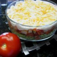 Seven Layers Green Salad Recipes   Formidable ideas   Scoop.it