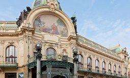 10 of the best European cities for art nouveau   Prague by Czech Mates   Scoop.it