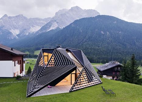 Paramount Residence Alma Italian house by Plasma Studio #design | ArchIDes - Architecture and Interior Design | Scoop.it