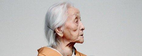 Toko Shinoda: «À 102ans, peindre une ligne est comme un rêve» | Creativ Focus | Scoop.it