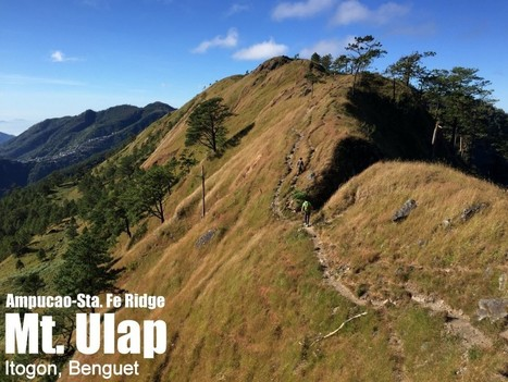 Mt. Ulap in Itogon, Benguet | Philippine Travel | Scoop.it
