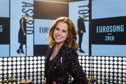 Eurovision 2016: Review: Belgium: Laura Tesoro - What's the Pressure? | The Eurovision Song Contest | Scoop.it