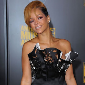 Rihanna Mohawk Hairstyle Do | Celebrity Hairstyles: Celebrity Hair Styles Hair Cut Photos 2012 | Celebrity Hairstyles | Scoop.it
