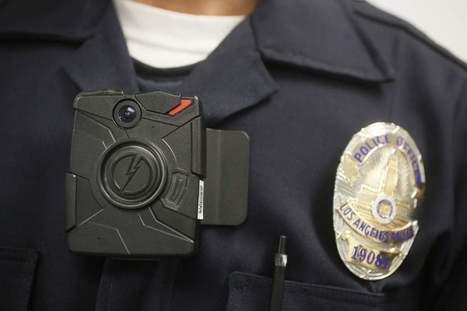 Justice Dept. Announces $20 Million Cop Body Camera Pilot | Police Problems and Policy | Scoop.it