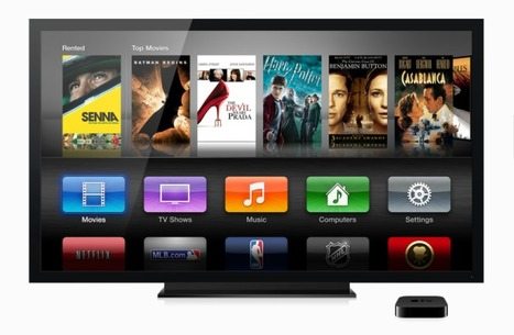 "Apple sees TV ""as a market that's been left behind"" 