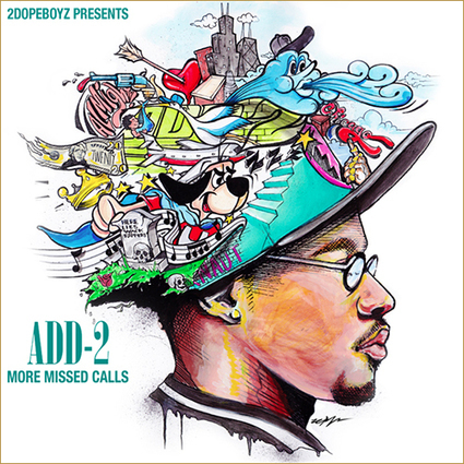 Add-2 – More Missed Calls (Mixtape) [2Dope Premiere]   2dopeboyz   Hip Hop   Scoop.it