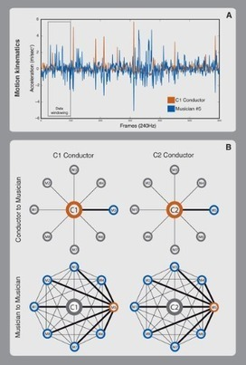 Leadership in Orchestra Emerges from the Causal Relationships of Movement Kinematics | L'OBOE SOMMERSO | Scoop.it