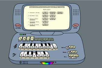 MÚSICA PRIMARIA: Juego divertidísimo de música electrónica   Juegos Tic para Música Primaria   Scoop.it