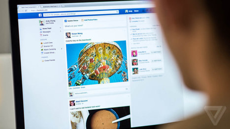 Facebook goes back to basics with latest News Feed redesign | The Role of Social Media in Our Lives | Scoop.it