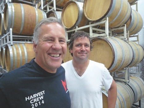 For B.C. grape growers, it's the summer of Noir | In The Glass Wine and Spirits News | Scoop.it