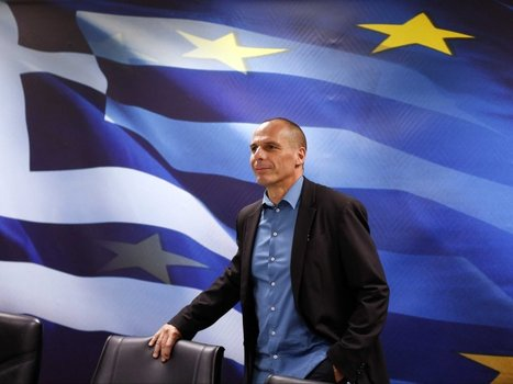 The short & explosive career of Yanis Varoufakis, Greece's rock-star finance Minister | Technology in Business Today | Scoop.it