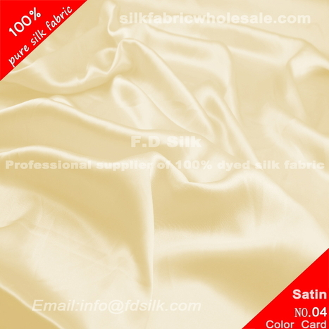 16mm silk charmeuse fabric champagne for silk wedding dress | lucyfabriconline | Scoop.it