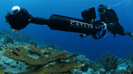 The technology behind Google's new underwater Street View - ExtremeTech | Science, Technology and Society | Scoop.it